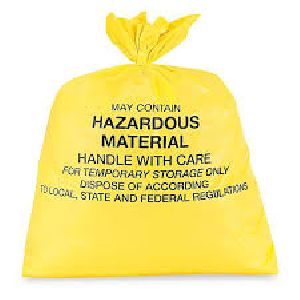 Hazardous Material Disposal Bag