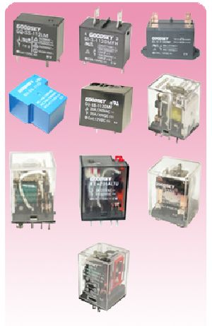 Home Appliances Relays