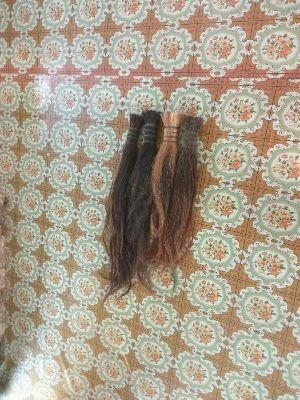 Buffalo Tail Hair 04