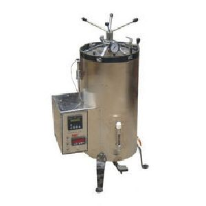 Stainless Steel Fully Automatic Vertical Autoclave