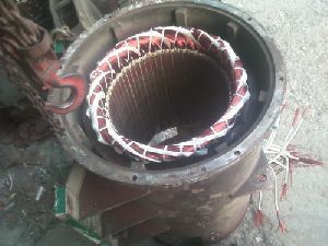 1250 KVA Alternator Stator Rewinding Services