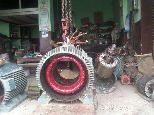 200 KW  ABB Motor Rewinding Services
