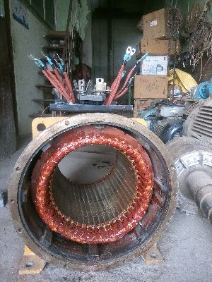 320 KVA CG Alternator Stator Rewinding Services