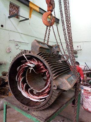 ABB 250 KW- 340 HP ABB Motor Rewinding Services