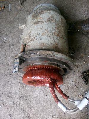 265  HP Chiller Compressor Motor Rewinding & Repairing