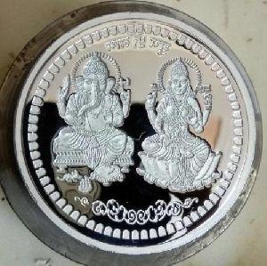 Lakshmi Ganesh Coin Dies