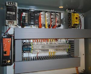 Pipe Drilling Machine Control Panel