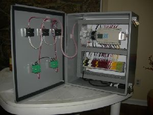 SPM Machine Control Panel