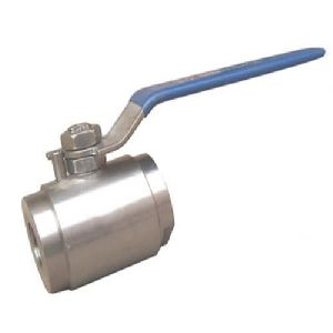 Mild Steel Threaded Valve