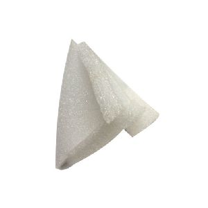 White Foam Corner