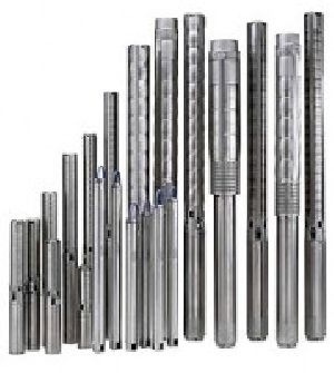 Bore well - Grundfos SP submersible pumps