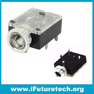 3.5MM STEREO JACK SOCKET