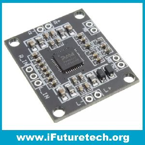DIGITAL POWER AMPLIFIER BOARD
