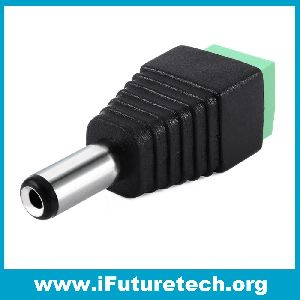 POWER PLUG JACK ADAPTER