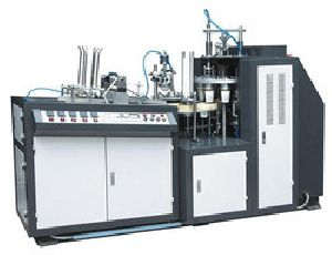 Fully Automatic Paper Cup / Glass Making Machine