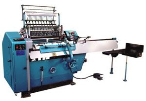 Fully Automatic Thread Book Sewing Machine
