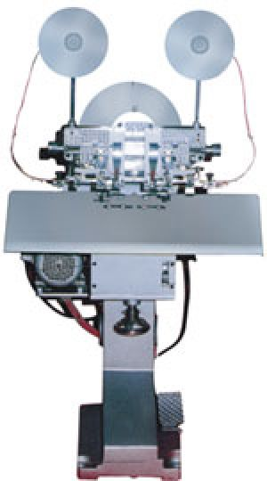 Heavy Duty Double Head Wire Stitcher