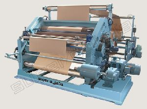 High Speed Bearing Mounted Oblique Type Corrugation Machine