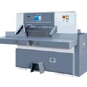 Non-programmable Automatic Paper Cutting Machine