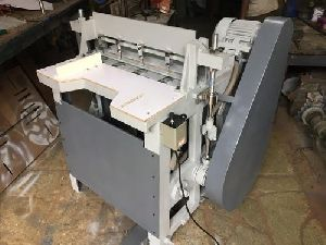 Power Press Spiral Punching Machine 01
