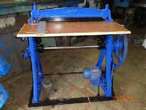 Power Press Spiral Punching Machine 02