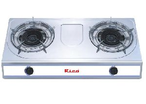 Gas Stove Two Burner