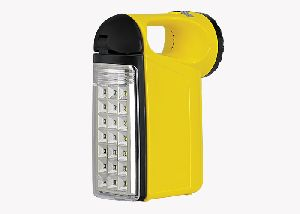 LED Emergency Light with Torch