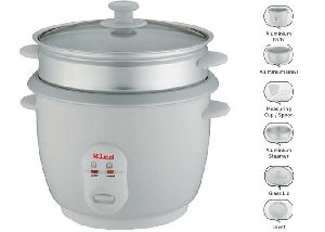 Rice Cooker Aluminum
