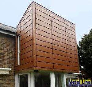 Sheet Metal Cladding Services