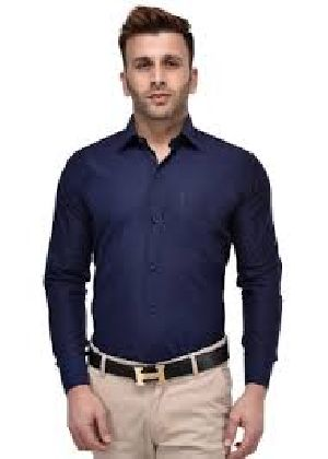 Mens Cotton Formal Shirts