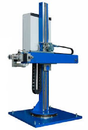 Column Boom Welding Machine