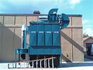 Mechanical Shaker Dust Collector