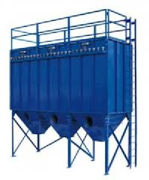 Reverse Jet Dust Collector