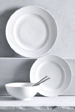 Bone China Gourmet Plates