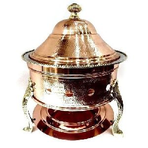 Copper Chafing Dish 06