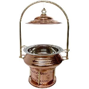 Copper Chafing Dish 07