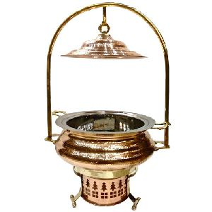 Copper Chafing Dish 09