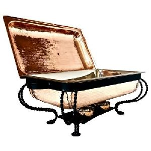 Copper Chafing Dish 10