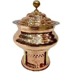 Copper Chafing Dish 12