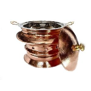 Copper Chafing Dish 14