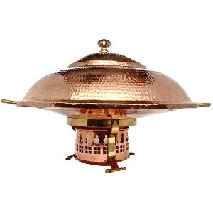 Copper Chafing Dish 15