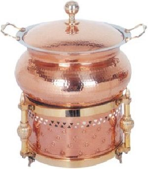 Copper Chafing Dish 19
