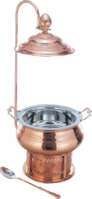 Copper Chafing Dish 20