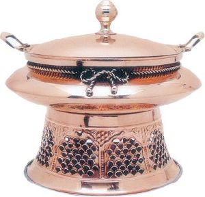 Copper Chafing Dish 21