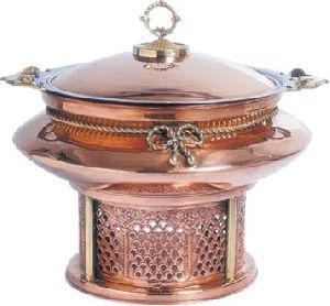 Copper Chafing Dish 22
