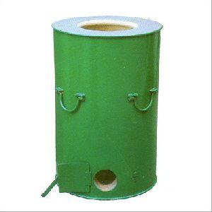 Drum Tandoor Cement Top