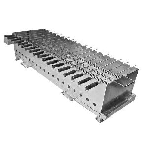 Stainless Steel Griller 02