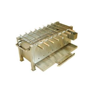 Stainless Steel Griller 03
