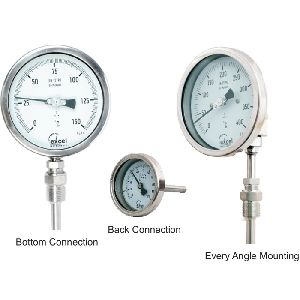 BT Temperature Gauges