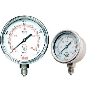 CC4 and CC6 Low Pressure Gauges